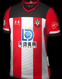 Southampton home kit, 2019-20