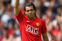 Goal of the day: Tevez thunderbolt for Man Utd