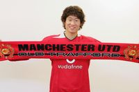 On this day - 24 Jun 2005: Park agrees to join Man Utd