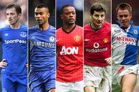 Great left-backs in the Premier League
