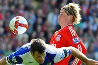 Flashback: Torres wonder goal for Liverpool v Blackburn