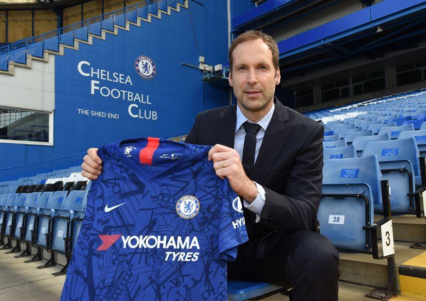 Petr Cech Technical Director Chelsea