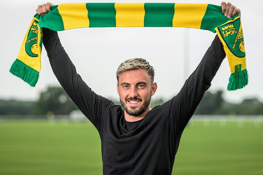 Josip Drnic Norwich City transfer