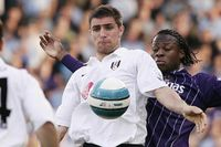 On this day - 27 Jun 2007: Fulham sign Hughes