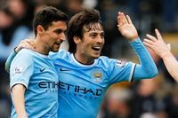 Goal of the day: 'Stunning quality from Silva'