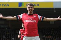 Flashback: Ramsey finishes in style at Norwich