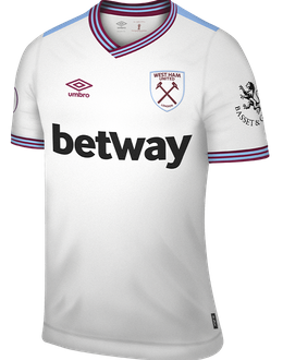 West Ham away kit, 2019-20