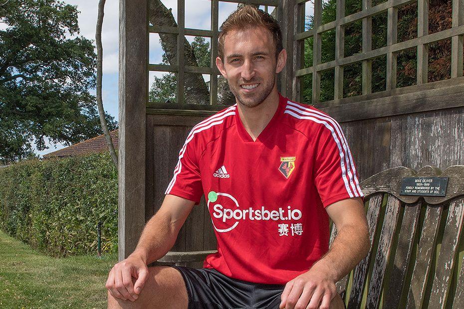 Craig Dawson, Watford