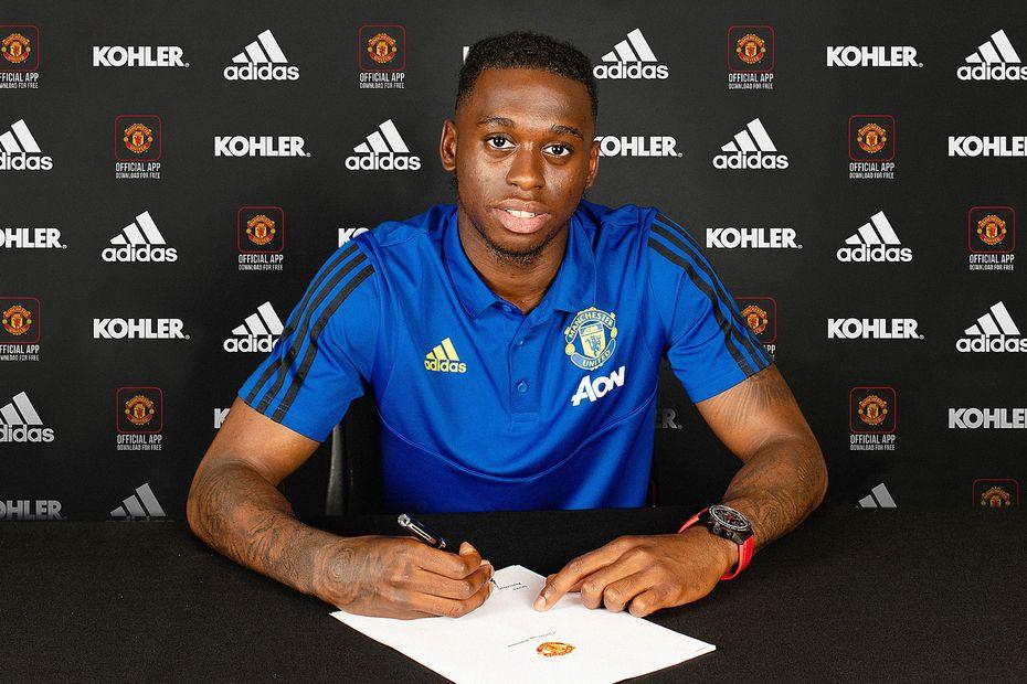 Aaron Wan Bissaka, Man Utd