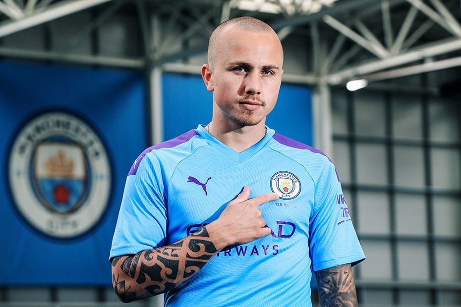 Angelino, Manchester City