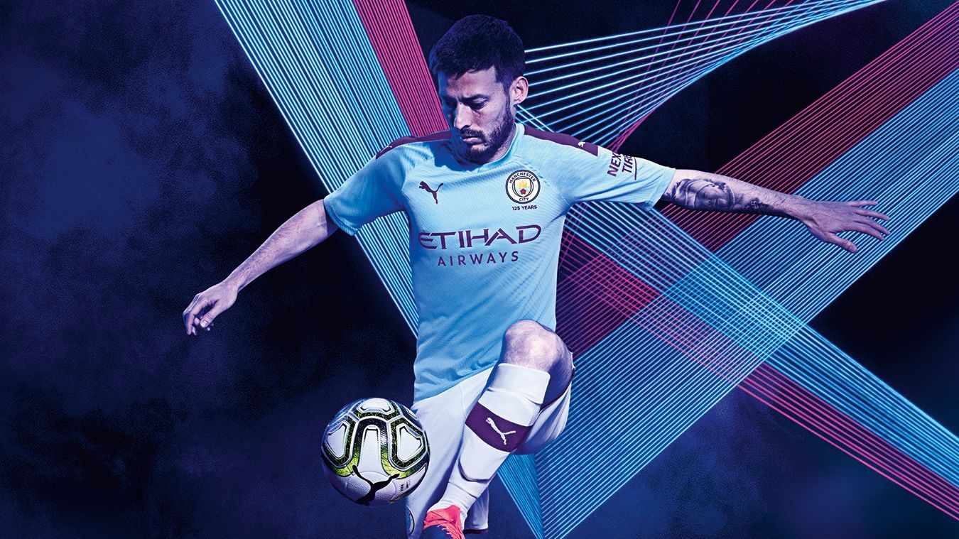 Manchester City, home
