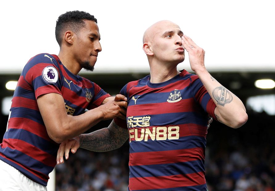 Jonjo Shelvey, Newcastle