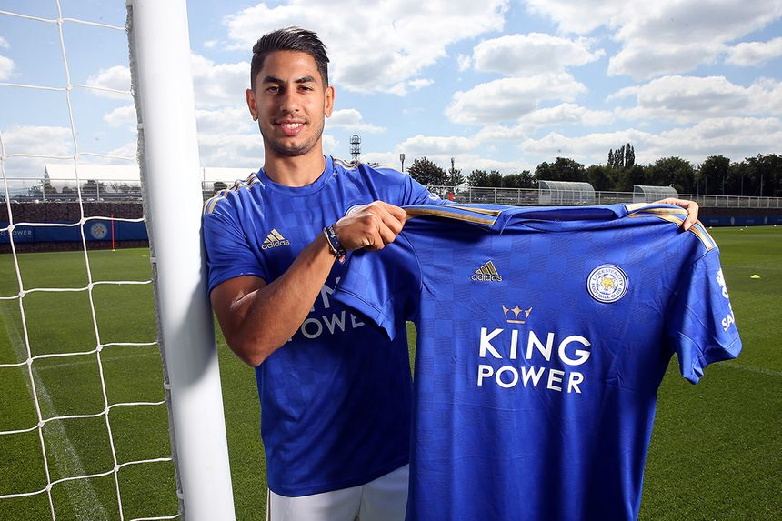 Ayoze Perez joins Leicester