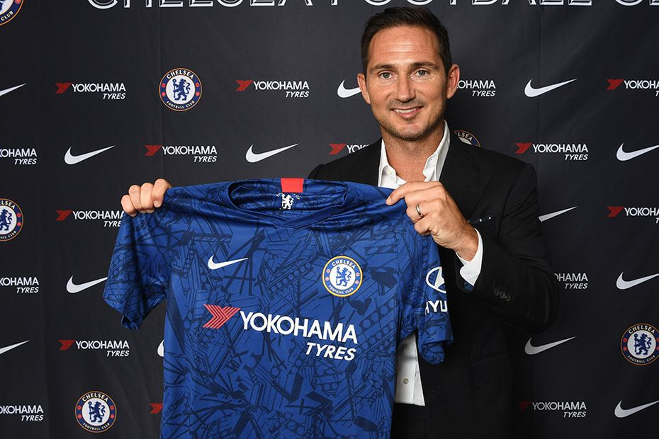 Frank Lampard appointed Chelsea head coach