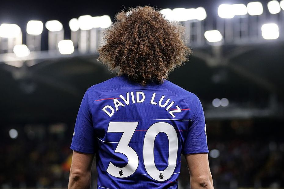 new concept 27414 01ded FPL watchlist: Don't turn your back on David Luiz