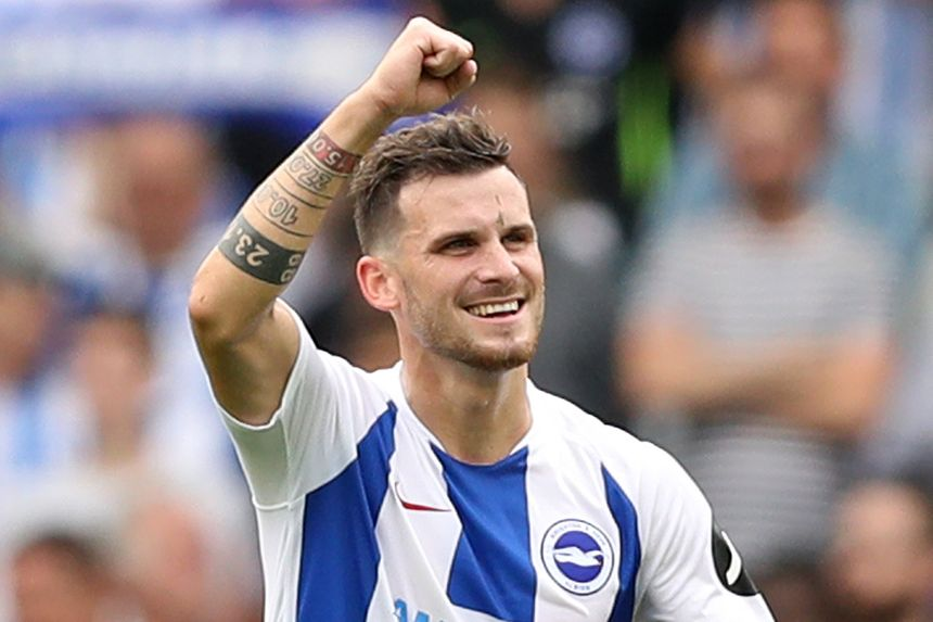 Pascal Gross, Brighton