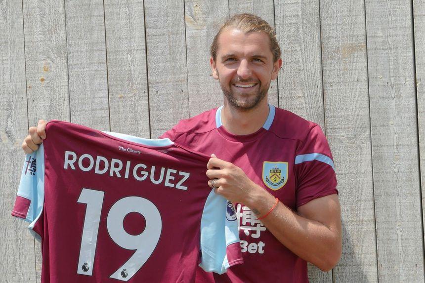 Jay Rodriguez signing Burnley