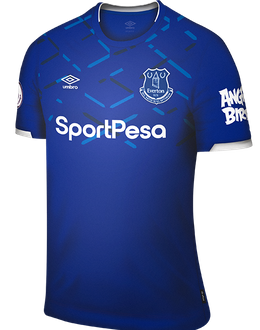 Everton home kit, 2019-20