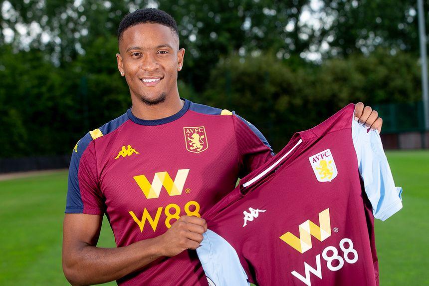 Ezri Konsa joins Aston Villa