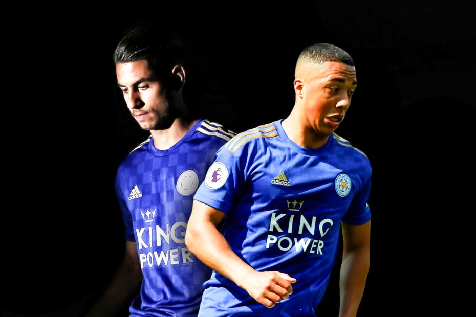 Ayoze Perez and Youri Tielemans, Leicester