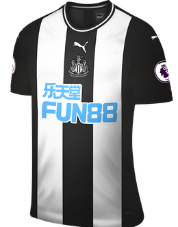 Newcastle home kit, 2019-20