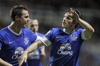 Flashback: Baines blasts stunning free-kick for Everton