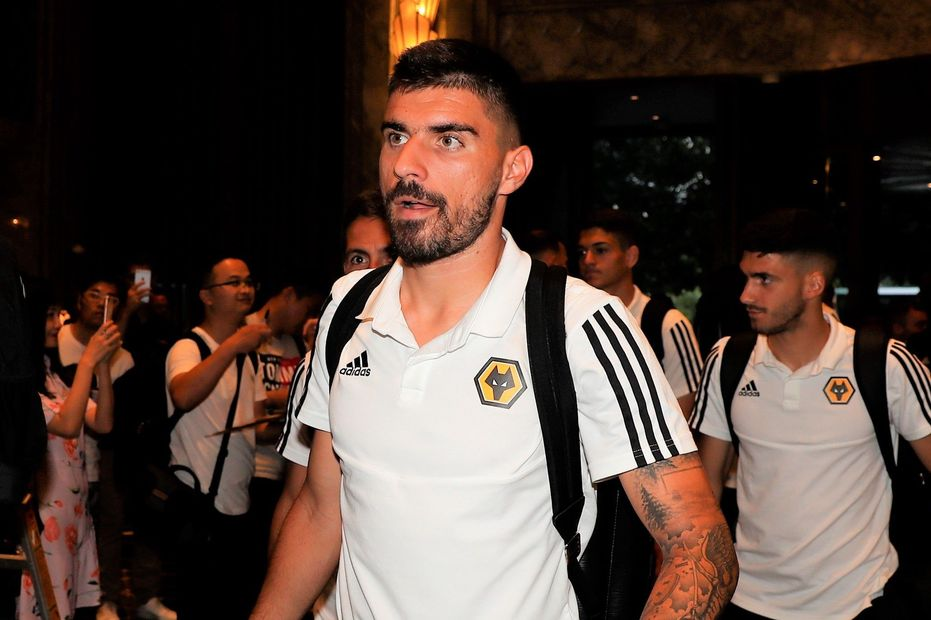 Ruben Neves in China