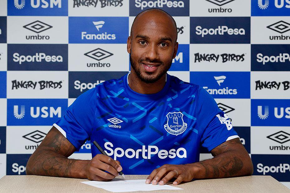 Fabian Delph, Everton