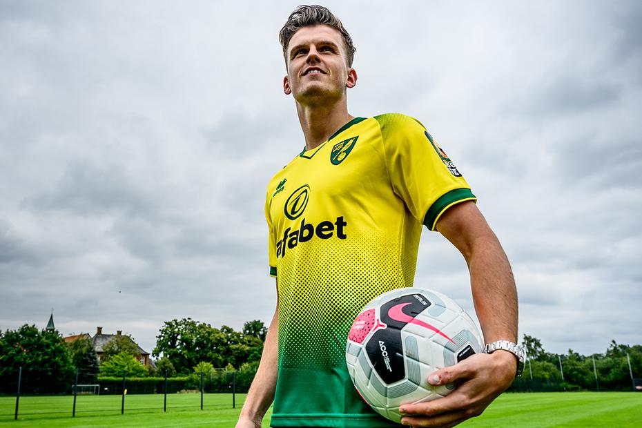 Sam Byram, Norwich City