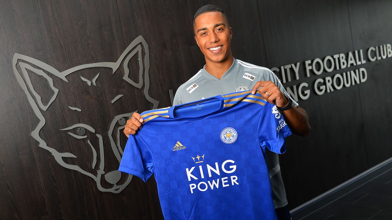 Youri Tielemans, Leicester City