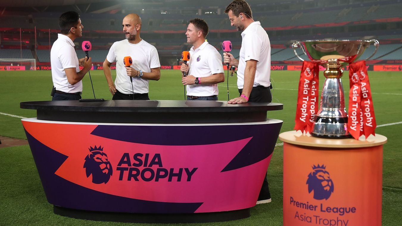 Man City v West Ham, Premier League Asia Trophy