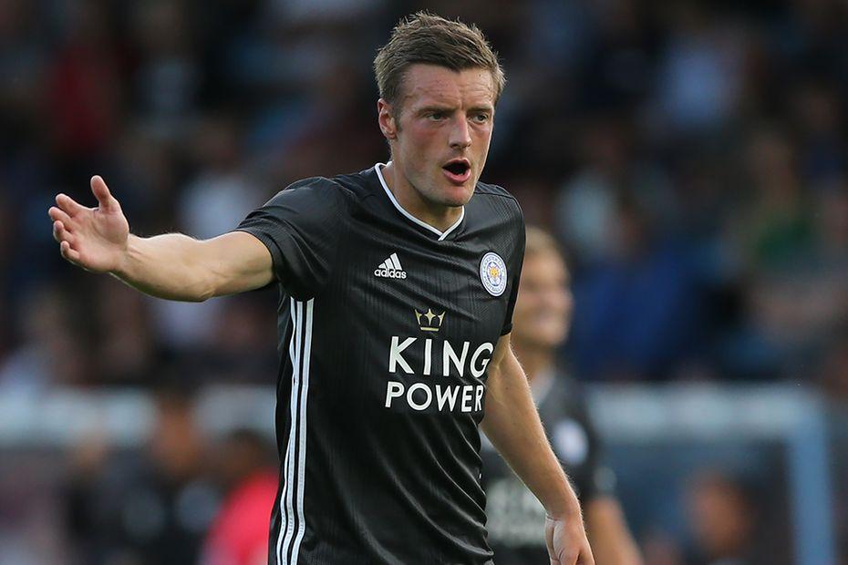 Jamie Vardy, Leicester City