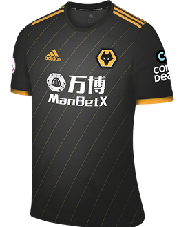 Wolves away shirt, 2019-20