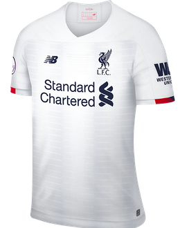 Liverpool away shirt, 2019-20