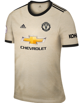 Man Utd away shirt, 2019-20