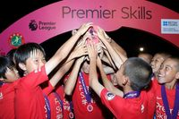 Premier Skills Cup brings PL experience to Chinese schoolchildren