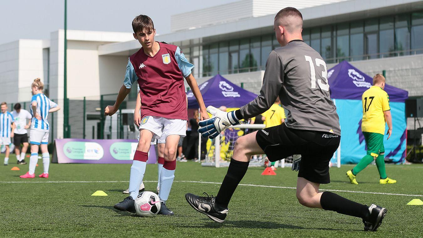 PL/BT Disability Football Festival 2019