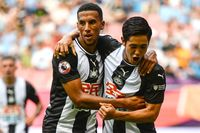 PL Asia Trophy: Newcastle 1-0 West Ham