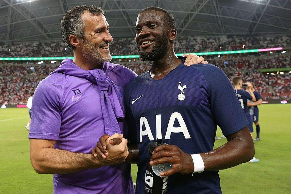 Tomy Jimenez and Tungay Ndombele, Tottenham Hotspur