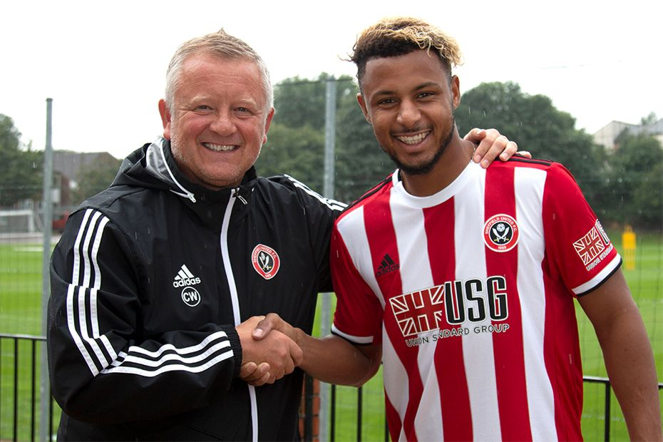 Lys Mousset signs for Sheffield United