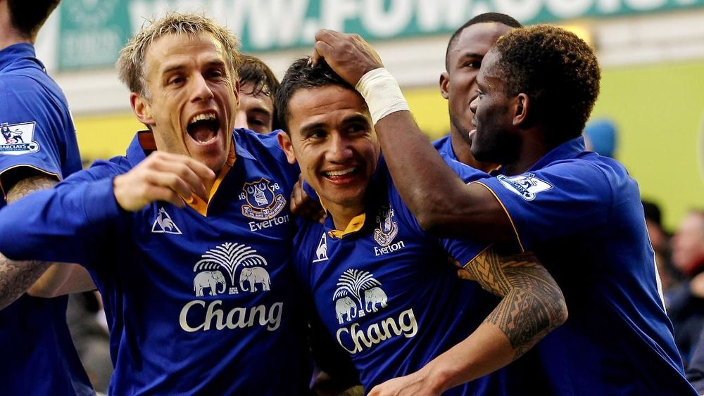 On this day - 23 July 2004: Cahill joins Everton
