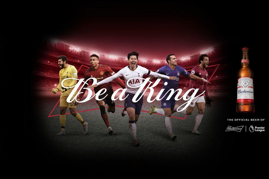 Budweiser Premier League partnership