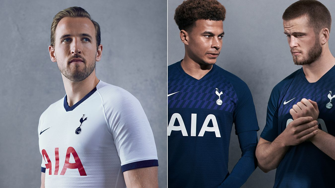 Tottenham Hotspur home and away