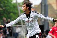 Goal of the day: Fulham's Ruiz curls in