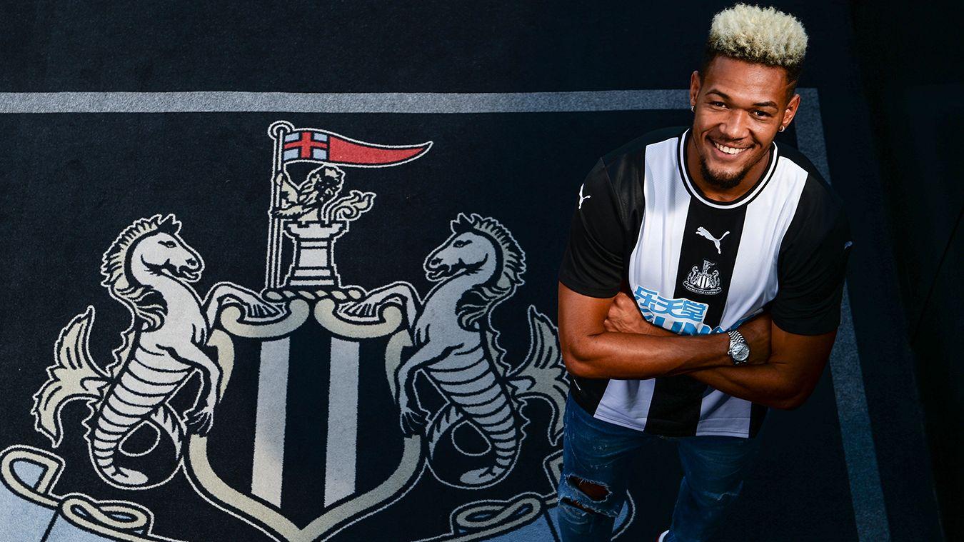 Joelinton, Newcastle United