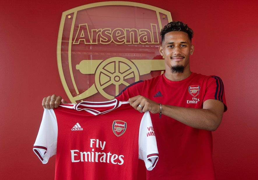 William Saliba, Arsenal