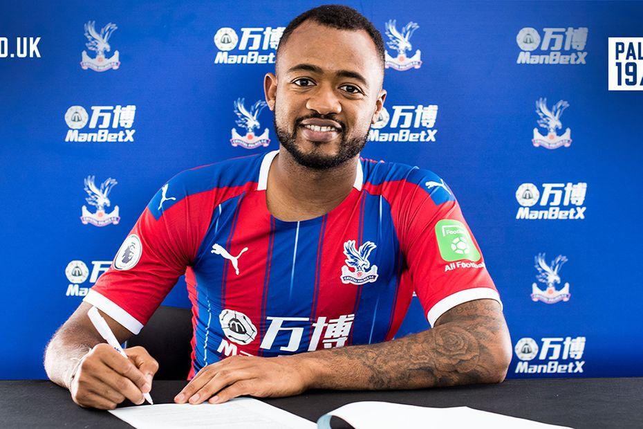 Jordan Ayew signs for Crystal Palace