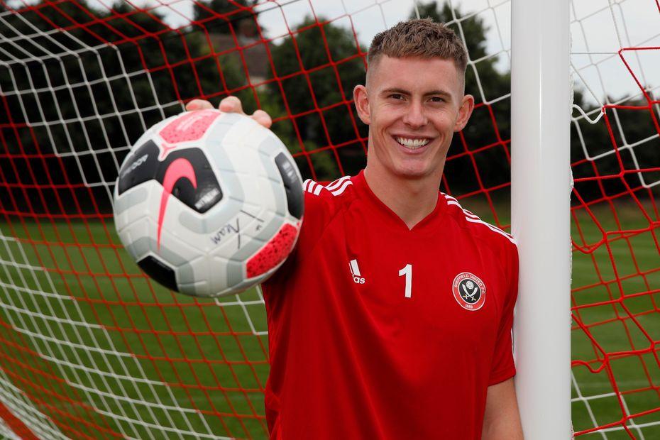 Dean Henderson, Sheff Utd