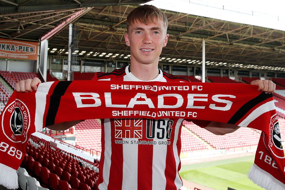 Ben Osborn signs for Sheffield United