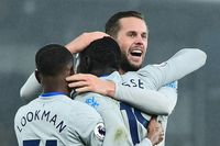 Classic match: Crystal Palace 2-2 Everton